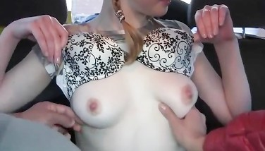 Gorgeous Female In Pick Up Porn