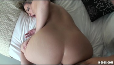 orgasm from big dick anal sex blonde
