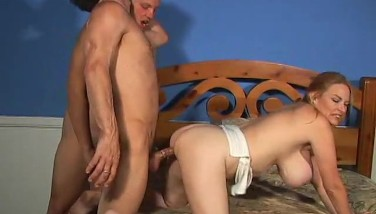 Babe Frolicking With A Belt Cock  Legend