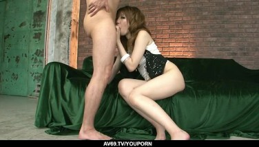 Sexy Yuria Kano Is Prepped To Go Ultra-kinky In Hardcore