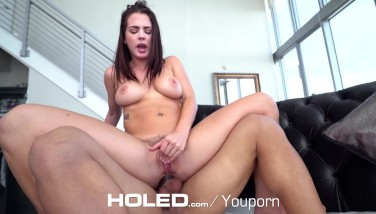 Holed Keisha Grey Tidy Rear Entrance Gets Frigged And Packed Up With Dick
