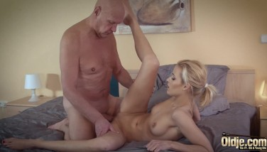 Sugar Father Romps His Very First Teenager She Is So Sexual And Wants His Cock